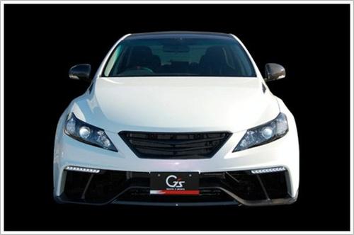 3.5升V6发动机 丰田锐志G Sports亮相