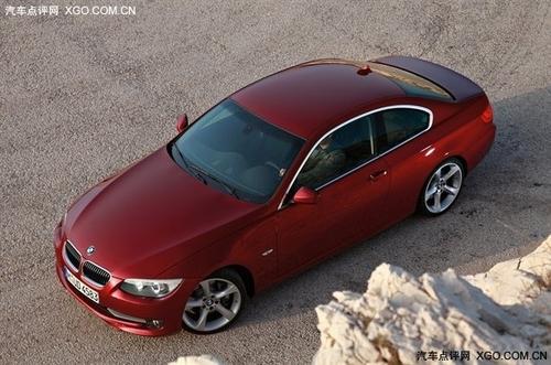 将于3月底上市 改款3系coupe/敞篷推出
