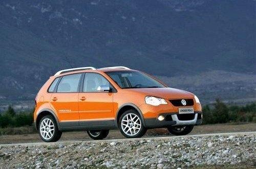 将于2011年国产 新一代Cross Polo曝光