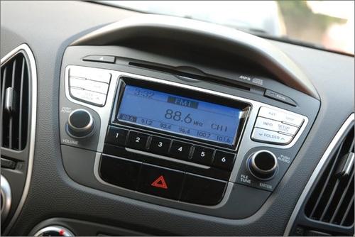 针对欧洲消费者开发 抢先实拍现代ix35