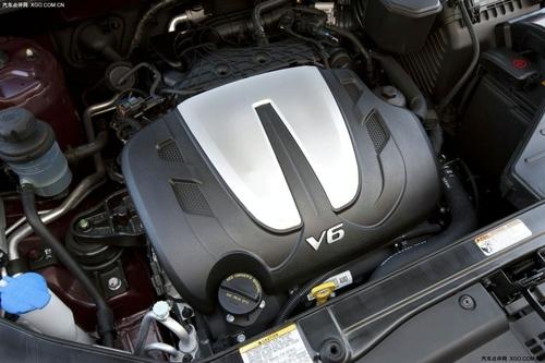 两排量3款车型 2010款新胜达北美发布!