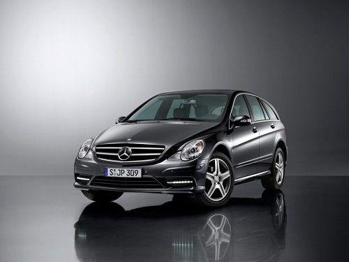 售84.8万元起 奔驰R级两款新车上市