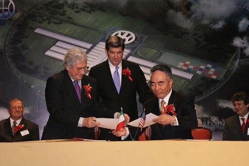 仰融牵手乔治亚罗 整车开发协议已签署