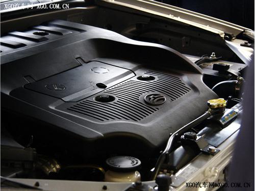 换装GW4G13全铝VVT发动机
