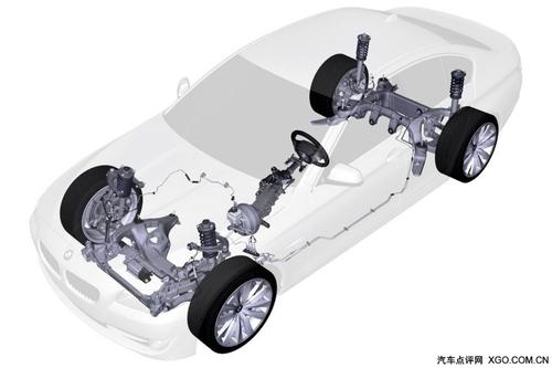 回归E39时代设计风格 试驾全新宝马5系