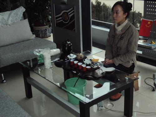 驱寒冬品新茶 武汉汉海与您周末共赏车