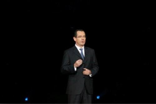 标致总裁盖乐宣布 408全球首发