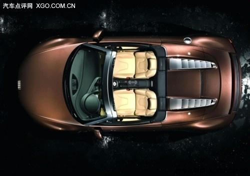 约合123万元 奥迪R8 V10 Spyder售价!