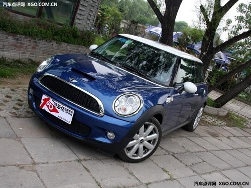 限时促销 MINI车型官方最高优惠2万元