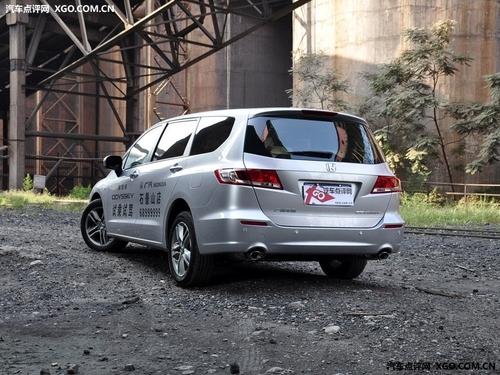 芝加哥车展发布 本田推新奥德赛概念车