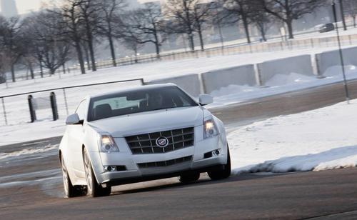 骇客再度升级 试驾凯迪拉克CTS轿跑车