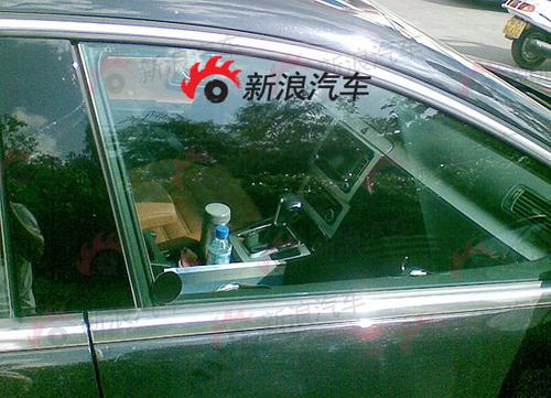 北京车展亮相 国产大众CC高清谍照曝光