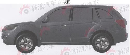 预计售7-9万 力帆首款SUV北京车展推出