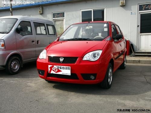 搭载两种动力 2010款路宝北京车展亮相
