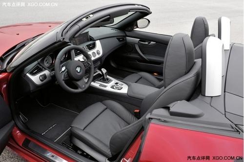约合42.3万元 宝马Z4 sDrive35is售价