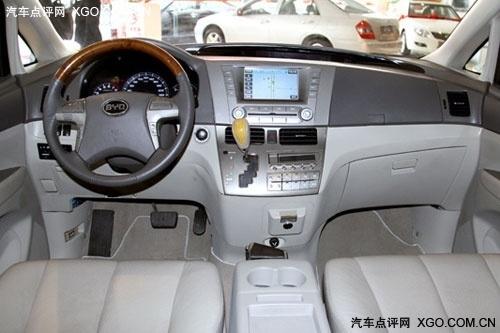 预售价20万元 比亚迪M6车型春节后上市