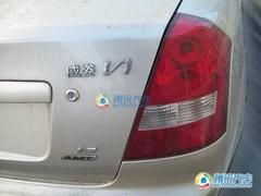 或北京车展发布 威姿V1三厢自动挡谍照
