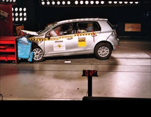 09年度E-NCAP TOP5出炉