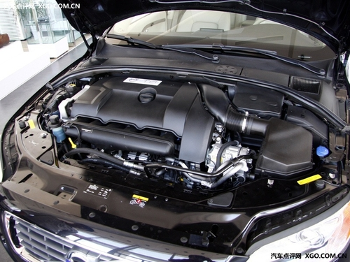 提升竞争力 国产沃尔沃S80L将推2.0T