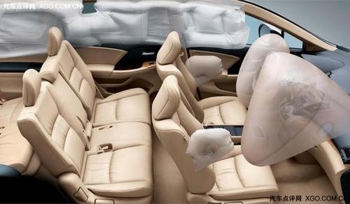 新奥德赛安全性再次通过C-NCAP权威验证