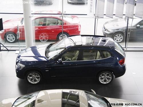 或售30万左右 宝马X1将在华推2.0车型