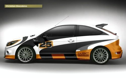 售约35.5万元 福克斯RS WRC特别版上市