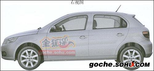 将推3厢版车型 新一代大众高尔国产前瞻