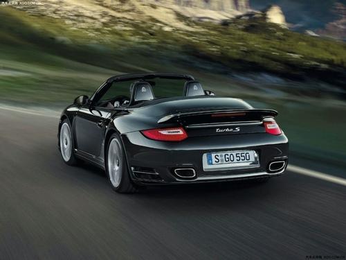 售约132万元起 保时捷911 Turbo S发布