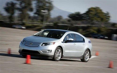 开创环保新时代 试驾2011款雪佛兰Volt