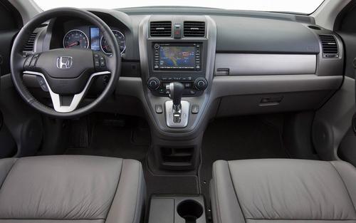 动力不会变化 改款CR-V将于3月6日上市