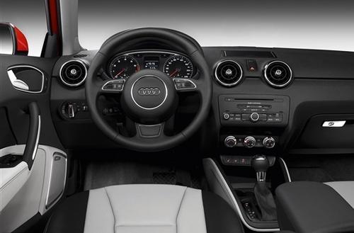 日内瓦车展首发 奥迪A1官方图正式发布