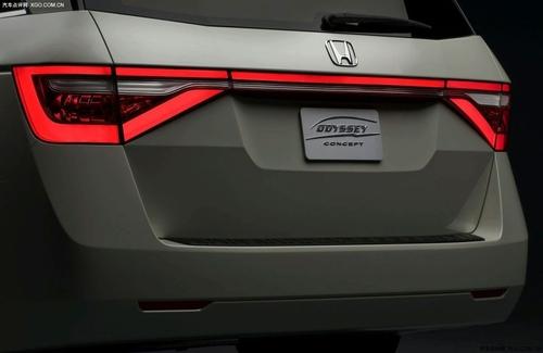 今年秋季上市 新奥德赛概念车北美发布