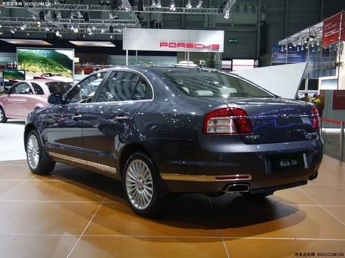 威麟X5将上市 奇瑞今年3款中高端新车