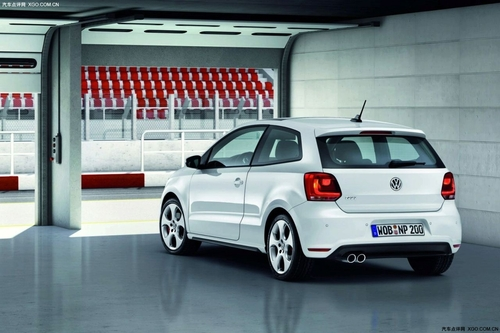 3月日内瓦首发 2011款Polo GTI官图发布