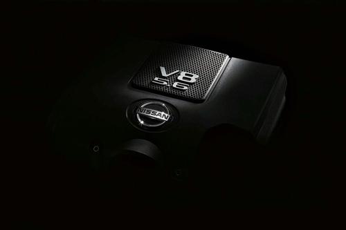 配备5.6升V8 日产第七代途乐正式发布