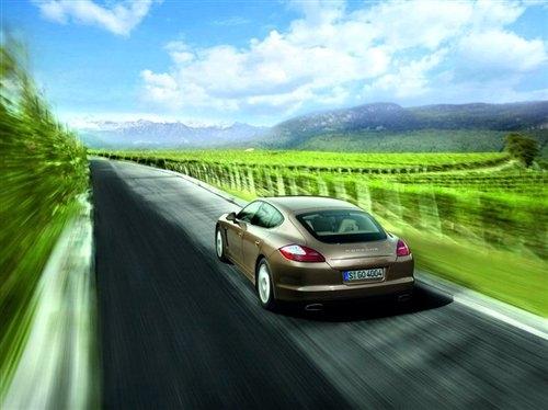 北京车展发布 Panamera将推3.6L新车型