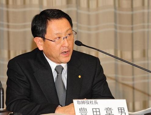 出席美国国会听证会 丰田总裁亲自面对