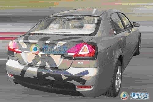 新动力与5AT 华晨新车型现身新车目录