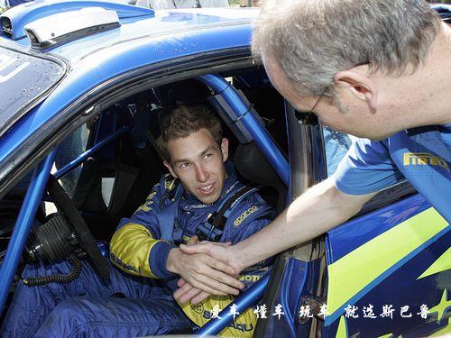 2010年P-WRC首战 翼豹车手包揽冠亚军