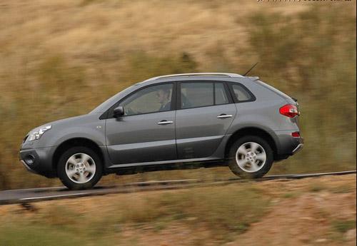 五星安全第一款SUV 全面解析雷诺科雷傲