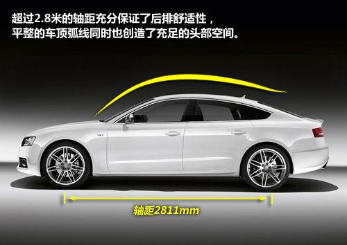 二季度上市 奥迪A5/S5 Sporback将亮相
