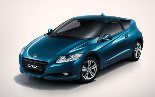 售约17-19万元 本田CR-Z在日本正式上市