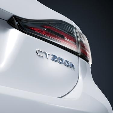 LEXUS CT 200h将正式亮相日内瓦车展