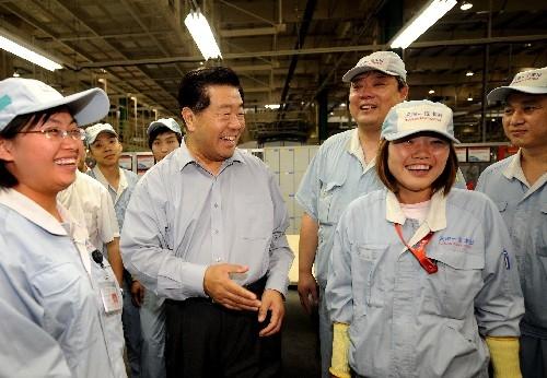 """日本引发制造危机 中国争取趁""""虚""""而入"""
