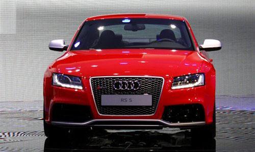 最大功率450马力 全新奥迪RS5实车发布