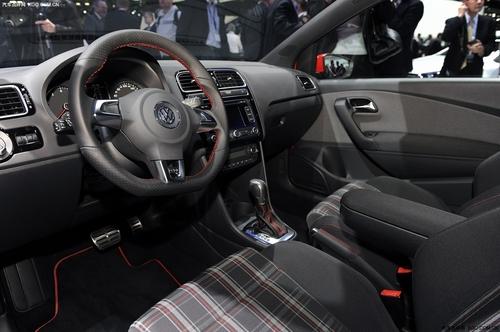 配1.4T双增压 POLO GTI日内瓦全球首发