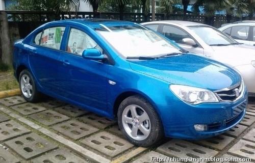 将于北京车展上市 荣威350西安预定调查