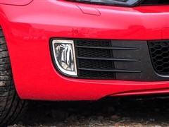 17寸轮毂不好看 实拍国大众产高尔夫GTI