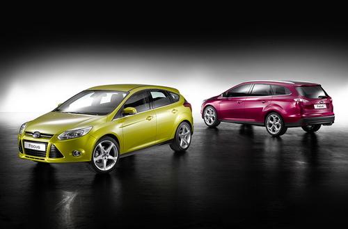 福特最新车型和绿色技术亮相日内瓦车展