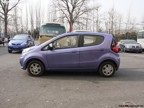 将推四款车型 奔奔mini于3月17日上市